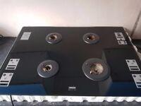 Zanussi electronic touch screen gas hob