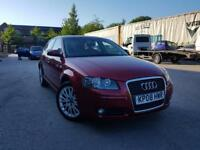 2008 - Audi A3 se -2.0 litre diesel - Automatic gear box with paddle shift - 10 months mot