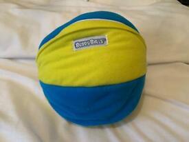 Toy Buddy Balls Plush Bear - Converts to Plush Ball
