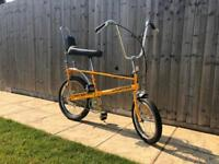 Mk1 mark one Raleigh chopper restored will post