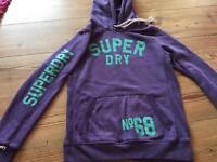 Genuine Authentic Superdry Hoody Jumper