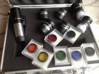 celestron telescope nexstar 130slt motorised tripod eyepieces and filters