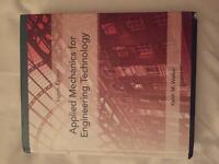 BOOK-applied mechanics for engineering technology