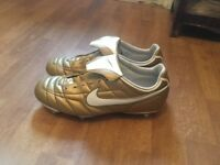 Nike Air Tiempo Gold Very Rare