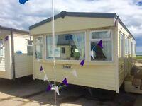 Static caravans for sale/Holiday homes from £14,995 - Nr Bridlington - East Coast Yorkshire - Beach