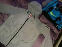 Nike hoody with zip