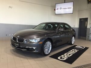 2014 BMW 328i xDrive Groupe premium+Connected drive+0.9%