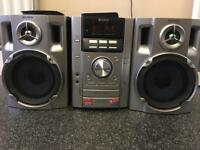 Sony Stereo Speakers System
