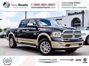 2013 Ram 1500 Crew Cab LONGHORN|AIR-RIDE|NAVI|ROOF|R-CAM