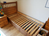 Ikea Sultan Lien single bed slatted frame