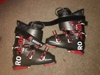 Rossignol Alltrack 90 Ski Boots with Box Size 28.5 UK Size 9.5-10