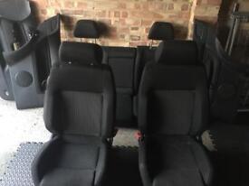 Golf Mk 4 seats and door cards