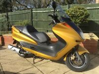 Yamaha YP250 Majesty, good condition, new MOT, recent service, new clutch