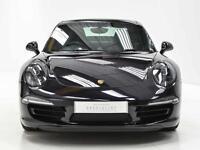 Porsche 911 CARRERA 4S PDK (black) 2013-11-29