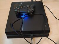 Playstation 4 console - 500GB - Great Condition. £150