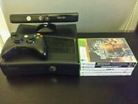 XBOX 360 Amazing CHEAP BUNDLE!!! BEST PRICE ON GUMTREE!! With Kinect and Games