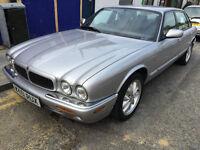 Jaguar xj8 Automatic V8 *STILL Driving BUT Engine Problem* MOT till 2017 Leather Seats nice xj auto