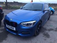 BMW 1 Series 3.0 M135i M Sports Hatch Sport Auto 3dr£12,995 p/x welcome TOP OF THE RANGE M1 3.5i !!!