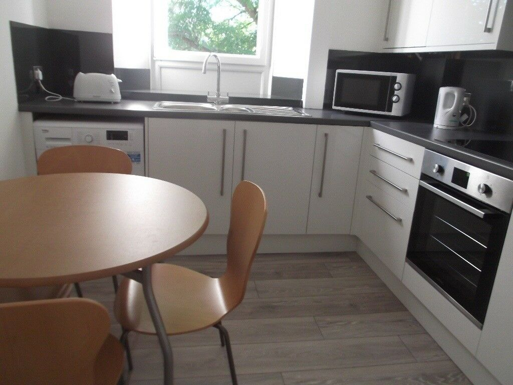 Fully furnished 1 bed flat in George Street