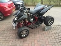 Apache rlx 450 supermoto quad