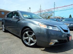 2009 Acura TL SH-AWD TECH PKG | NAVIGATION | LEATHER ROOF