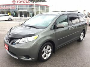 2013 Toyota Sienna LE with all the features! Toyota Certified!