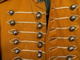 Stunning Vintage New Orleans band jacket made by Sol Frank Uniforms Inc.