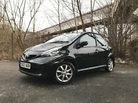 Toyota Aygo 2007 Long Mot Low Miles Full Service History Only £20 Per Year Road Tax Cheap Car !