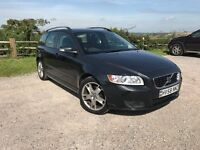 Volvo V50 SE 2.0D in great condition with FSH