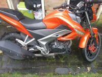 Brilliant first time 125cc for sale