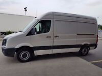 VW CRAFTER NOT FORD, EVICO, MERC SPRINTER, VAUXHALL