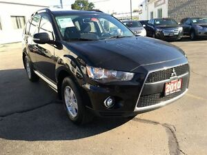 2010 Mitsubishi Outlander LS 3.0L V6 4X4 | 4WD | NO ACCIDENTS Kitchener / Waterloo Kitchener Area image 8