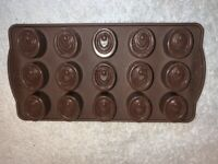 Silicone Chocolate Sweet Mould IP1