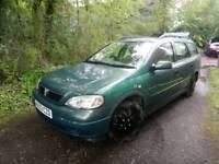 £175 ono. 2003 MK4 1.6l Vauxhall Astra Estate