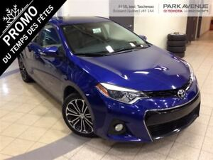 2014 Toyota Corolla S**MAGS**TOIT OUVRANT**