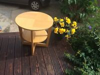 Circular Occassional Table