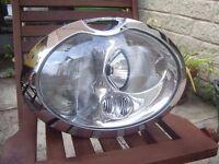 2 BMW MINI Xenon Headlights