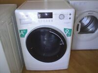 HISENSE WFN9012 9KG WASHING MACHINE fully reconditioned and perfectly clean