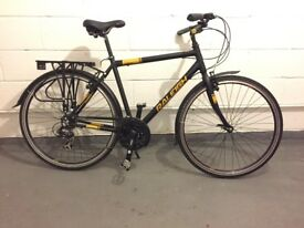"""Raleigh Loxley mens cycle new condition 21"""" frame"""
