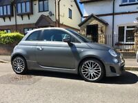 Abarth 500, 20000 miles, FASH MOT March 18