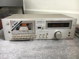Technics M-17 Stereo Cassette Deck