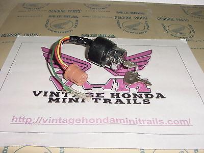 VINTAGE HONDA NOS SL70 KEY SWITCH ON OFF IGNITION SWITCH SL70K1 XL70 1973 1974 for sale  Metamora