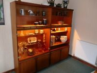 Pair of Highboards / Display Units