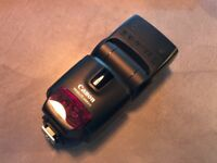 Canon Speedlite 430EX II flashgun