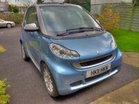 Smart Car Fortwo Cabriolet