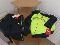 Puma 2 piece kids set