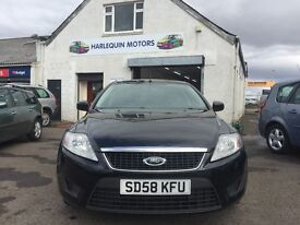 Reg. 30/09/2008 FORD MONDEO EDGE 2.0L TDCI 140 - IMMACULATE CONDITION,YEAR MOT,FULL SERVICE,WARRANTY