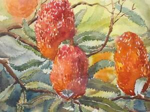 PAINTING IN WATERCOLOUR - classes for absolute beginners North Narrabeen Pittwater Area Preview