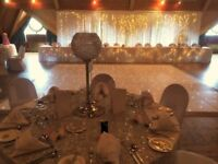 STARLIT DANCEFLOOR AND BACKDROP OFFER £500