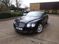Bentley Continental GT GT Auto Petrol 0% FINANCE AVAILABLE